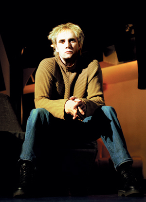 Bill Leeb from a Delerium photoshoot