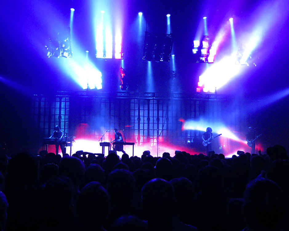 Nine Inch Nails, Forum, Copenhagen, May 13 2014 – report « Release ...