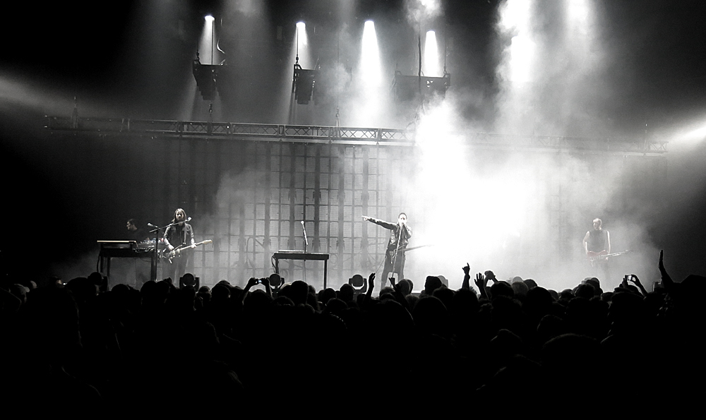 Nine Inch Nails, Forum, Copenhagen, May 13 2014 – report « Release ...