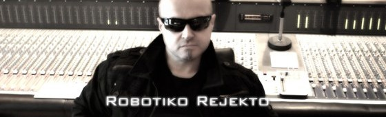 Robotiko Rejekto powers up after long sleep