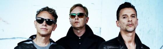 "Depeche Mode's new album is called ""Delta Machine"""