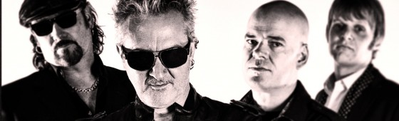 The Mission UK records 12th album with Dave M Allen