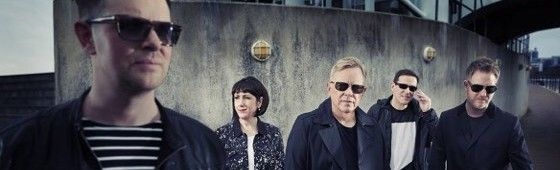 First taste from the upcoming New Order album