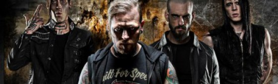 "Watch the brand new Combichrist video ""Maggots at the Party"""