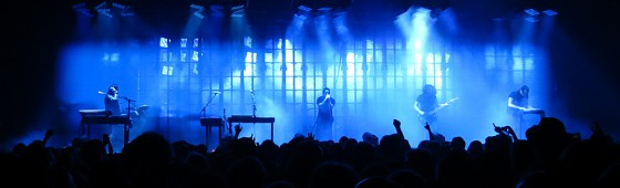 Nine Inch Nails, Forum, Copenhagen, May 13 2014 – report