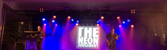 The Neon Judgement plan Farewell Tour
