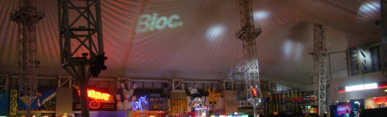 Bloc with Autechre, Jon Hopkins, Modeselektor, Clark etc – Minehead – UK – March 13-15 2015 – report