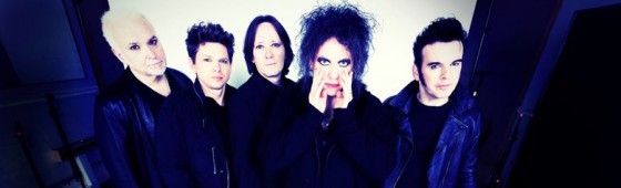 The Cure to play 30 concerts in 17 European countries