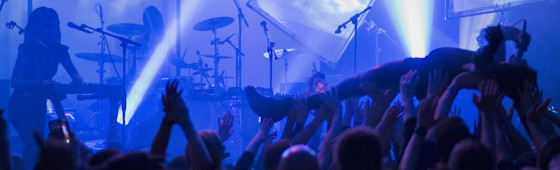 IAMX – Debaser Medis – Stockholm – February 20 2016 – report
