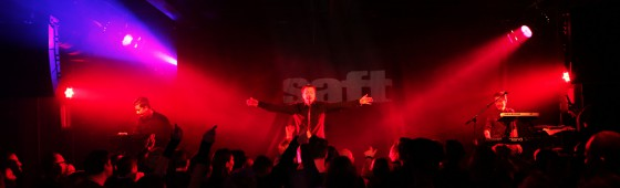 Details on the new album from synthpop project Saft