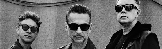 "Depeche Mode share official cover of ""Heroes"""