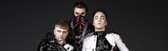 Extreme EBM band Hatari heading for Eurovision Song Contest