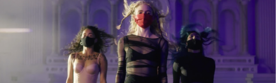 Grimes dropped new dreamy synthpop track (and video) today