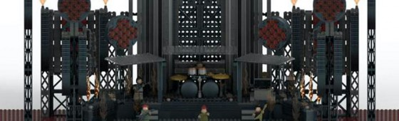 Rammstein Lego idea disqualified?