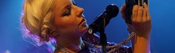 Synthpop artist Little Boots joins ABBA's live band