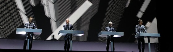 Kraftwerk, Way out West, Gothenburg, Sweden, August 11 2012 – report