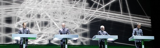 8 nights, 8 Kraftwerk albums in Düsseldorf