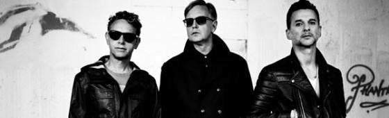 Depeche Mode tour starts on May 7