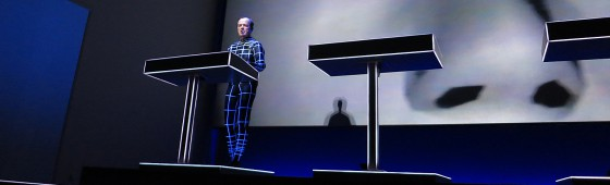 Kraftwerk, Düsseldorf, Germany, January 11-20 2013 – report