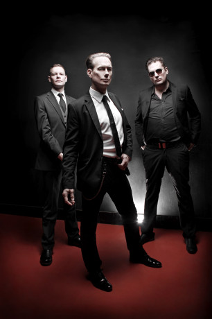 Covenant - looking very dapper