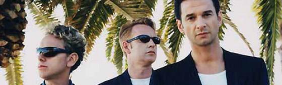 Some tidbits about Depeche Mode's new album