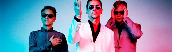Depeche Mode plan winter leg as we speak