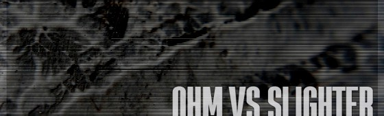 Industrial bands Ohm and Slighter release joint single