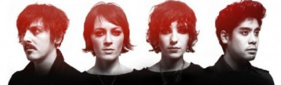 Listen to the V. Clarke remix of the first Ladytron single in 7 years