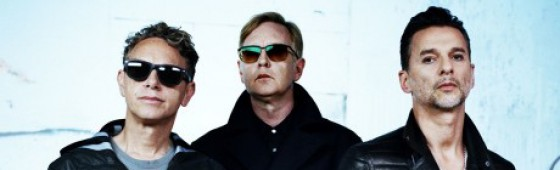 Depeche Mode replacement concert in Stockholm on June 27