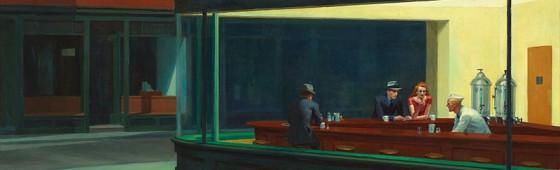 New OMD single references 7 Edward Hopper titles