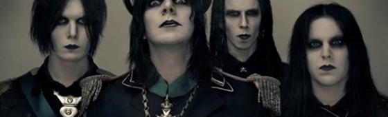"""New video from Deathstars: """"All the Devil's Toys"""""""