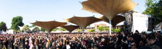 Amphi Festival 10th anniversary in 1 month