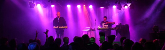 Rational Youth, Psyche, I Satellite, SMPJ, Musikens Hus, Gothenburg, May 2 2014 – gallery
