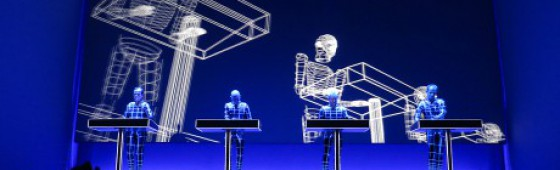 "Kraftwerk will take their ""Catalogue"" 3D show to Copenhagen"