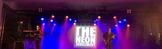 The Neon Judgement plan Farewell Tour