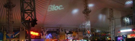 Bloc with Autechre, Jon Hopkins, Modeselektor, Clark etc – Minehead – UK – March 13-15 2015 – report