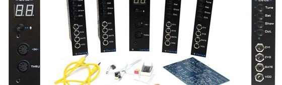Clarke synthesizer gear