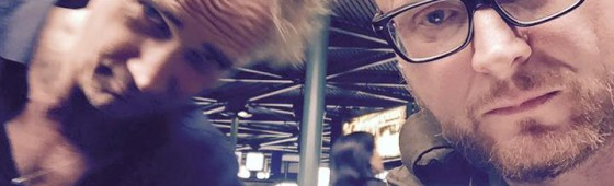 Meanwhile at Schiphol…