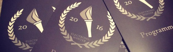 Leslie Bayne joins Robert Enforsen at Electronic Winter