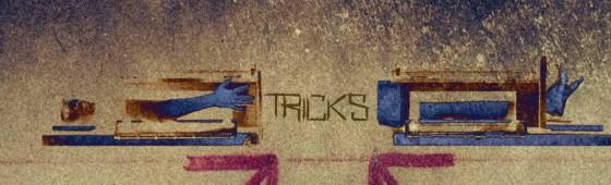 "Campaign for Ohgr's fifth album ""Tricks"""