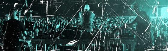 """Alive"", a live album by Haujobb"