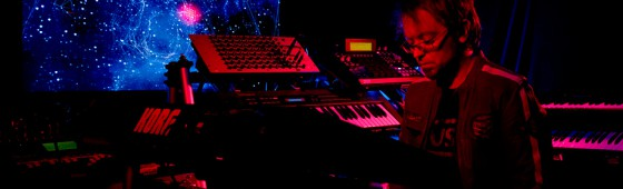Synthesizer wizard Kebu celebrates Finland