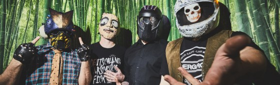 Release met Swedish electropunks Bondage Fairies in Hamburg