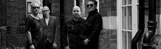 Nitzer Ebb original line-up on tour plus box release