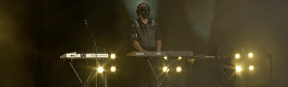 Watch NDR's recording of Front 242 at M'era Luna