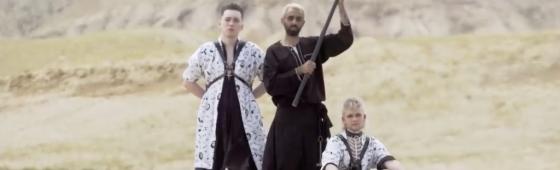 New Hatari single / video collab with Palestinian artist