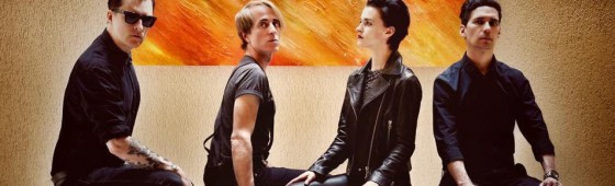 Post-punk band Actors: studio live video and tour start