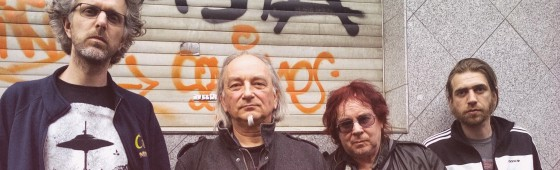 "The Legendary Pink Dots: European leg of their ""40th Anniversary Tour"""