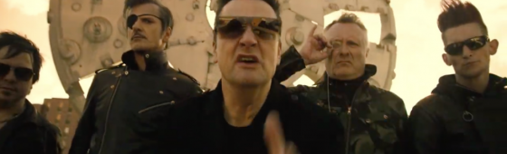 "Video: ""Vision 2020 Vision"" with Die Krupps"