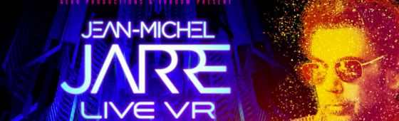 "Watch Jarre's ""Alone Together"" VR performance"